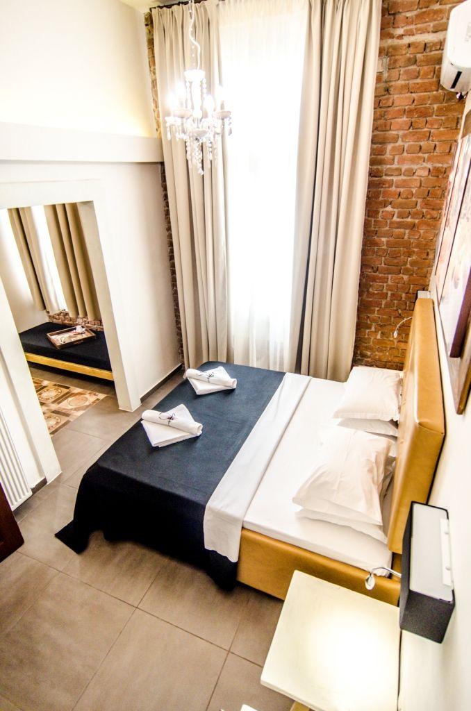 Hotel Design vintage style Διακόσμση