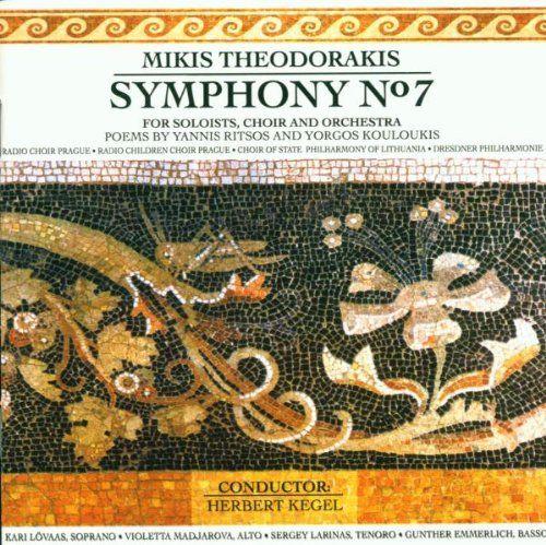 Mikis Theodorakis - Symphony No. 7