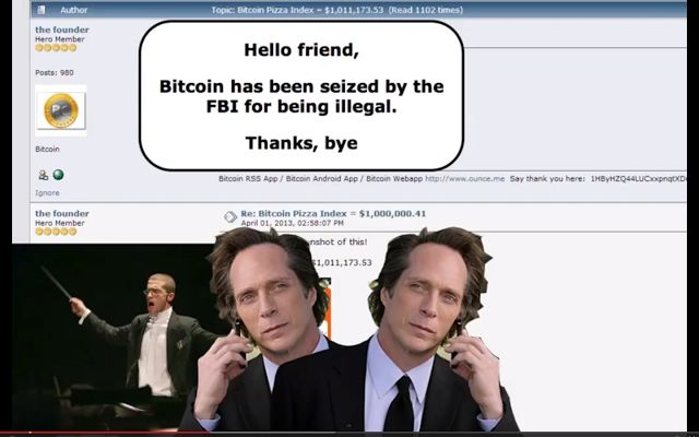 #Bitcoin Talk forum hacked; Database for Sale by Hacker; Website currently down http://thehackernews.com/2013/10/bitcoin-talk-forum-hacked-database-for.html #Security
