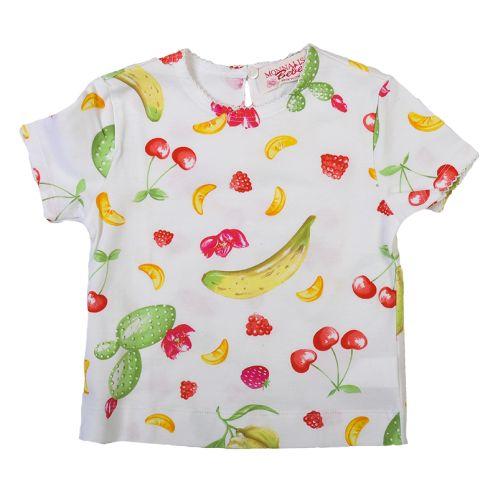 Monnalisa Fruit T-shirt