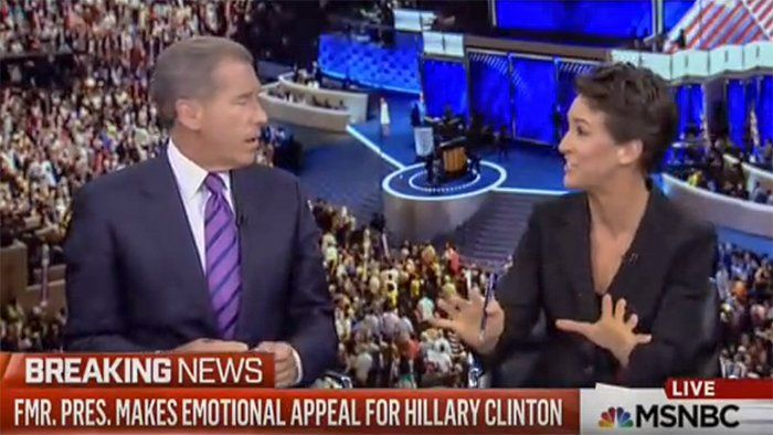 What This Liberal Reporter Said About Bill Clinton's DNC Speech PROVES Hillary Will LOSE!