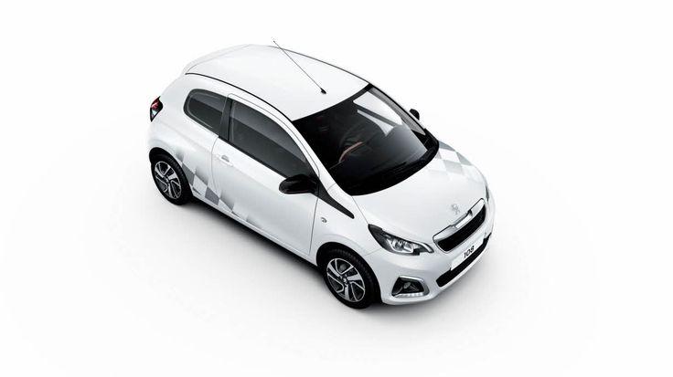 The New Peugeot 108 Sport.  Discover your 108 - http://www.peugeot.co.uk/showroom/108/3-door/ #My108