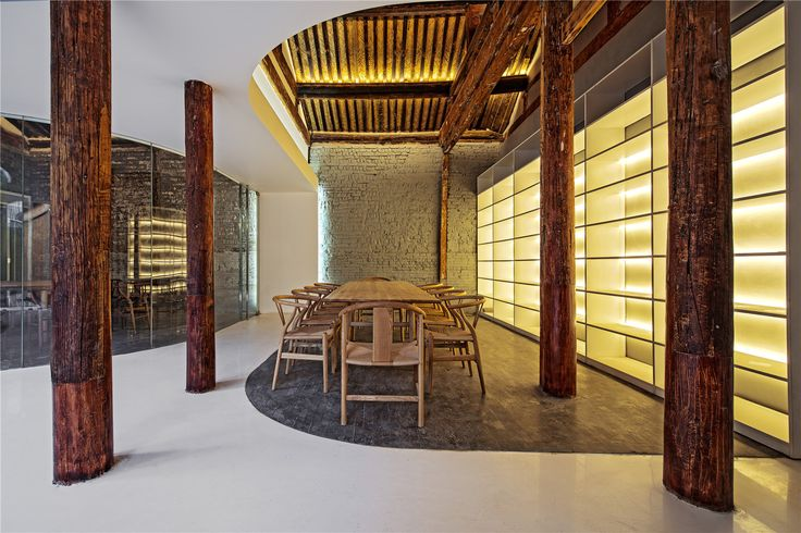 Tea House in Hutong,© 王宁