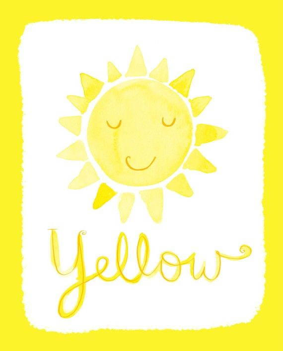 Yellow Color Series