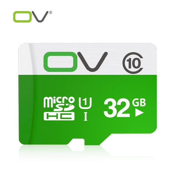 OV Micro SD Card 8GB/16GB/32GB/64GB Memory Card TFFlash Card Mini SD Card Class6 Class10 Micro Carte SD Pen Drive Usb Stick