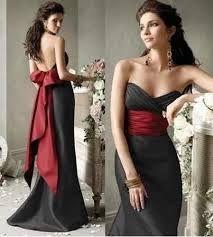 Resultado de imagen para vestidos de noche