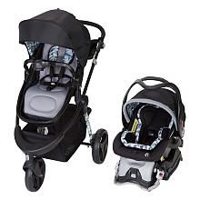 Baby Trend Royal SE Travel System Confetti Blue