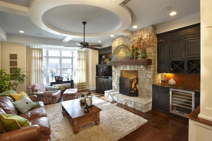 67 Gorgeous Family Room Interior Designs - Home Epiphany