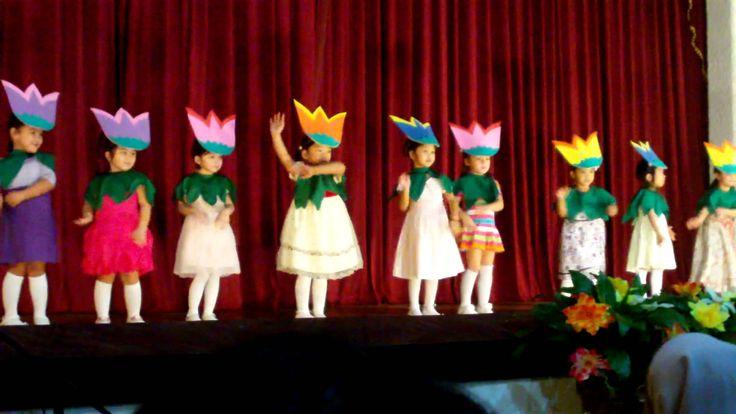 Flower Dance - Assumption, Iloilo Philippines