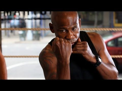 How to Throw a Left Hook   Boxing Lessons - YouTube