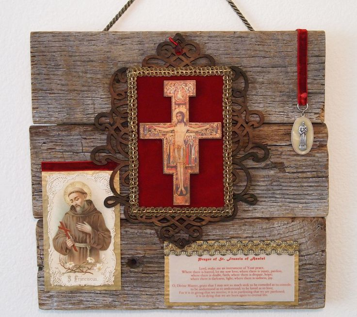 Rustic Wall Hangings 107 best rustic religious decor images on pinterest | rustic walls