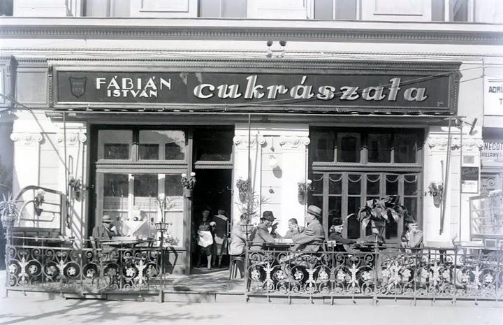 Fabian Cukraszda/Patisserie  (Cluj/Kolozsvar)