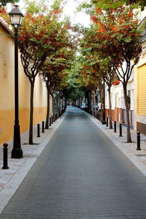 Calle Francisco Cano, Los Boliches. Fuengirola.