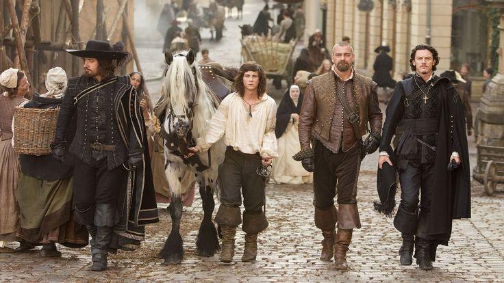 three musketeers free 1920x1080