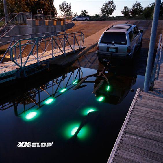 61 best bass boat led lighting images on pinterest bass for Fishing boat lights