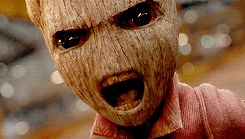 Baby Groot is the best!