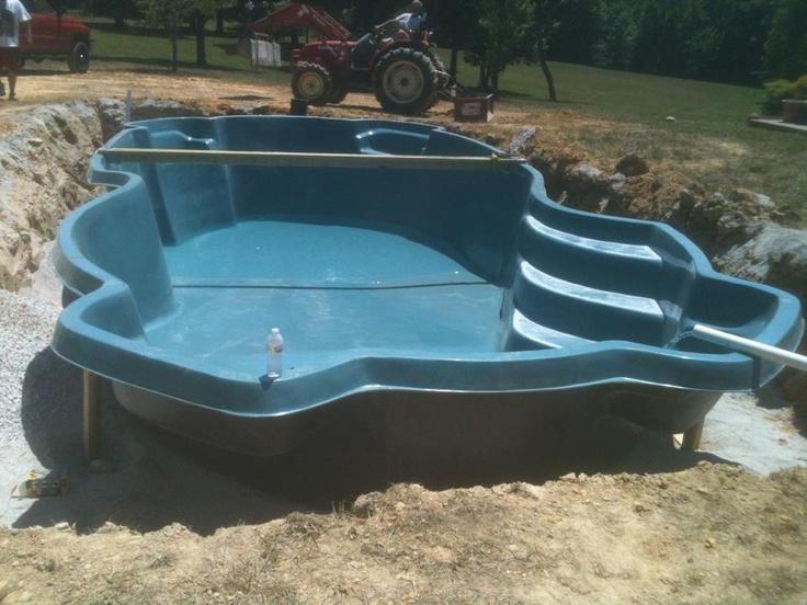 Trilogy fiberglass pool utopia stellar color outdoor - Fiberglass swimming pool shells for sale ...