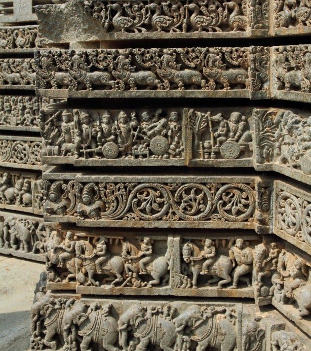 1000+ images about Hoysala Sculptures & Architecture on Pinterest ...