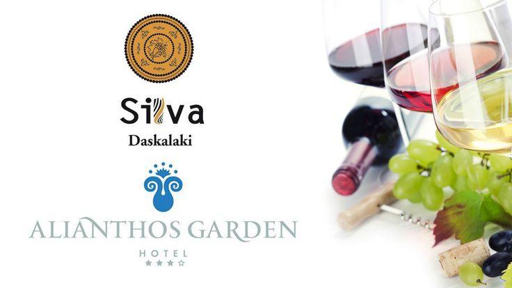 Weinpräsentation im Alianthos Garden, Amaltheia Restaurant am Dienstag 23/06/2015  -     Wine Presentation in Alianthos Garden, Amaltheia Restaurant on Tuesday 23/06/2015