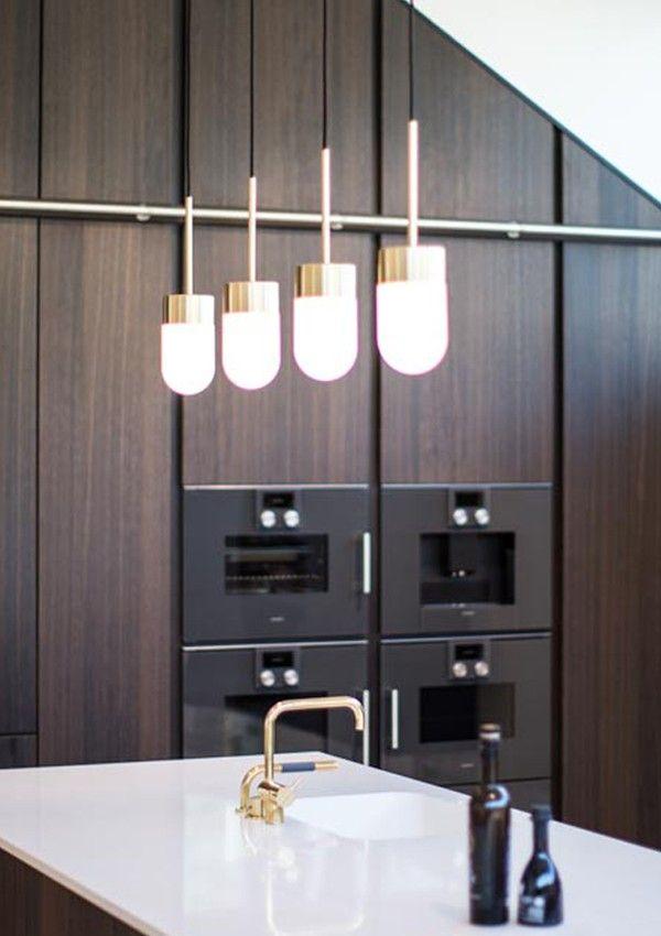 The Vox pendant light by Niclas Hoflin for Rubn.com. Sweden