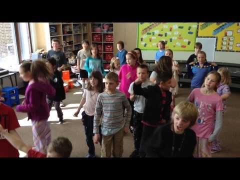 "The Beatles' ""Birthday!"" song, used to practice rhythm reading! #kodaly #elementarymusic #generalmusic"