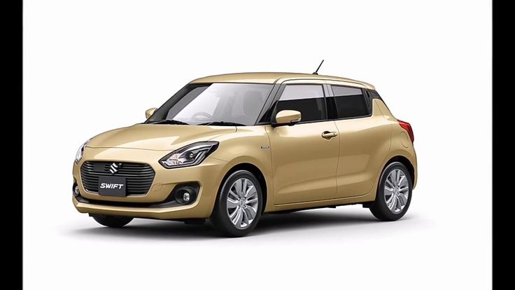 New Suzuki swift 2017 launched in japan