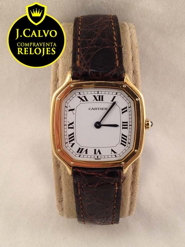 RELOJES CARTIER - Compra Venta Relojes CARTIER