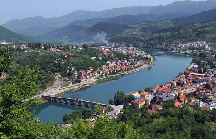 The Mehmet Paša Sokolović Bridge in Višegrad. Image by Bernd Zillich / Getty