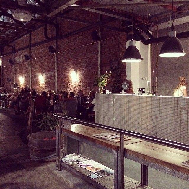 Payne Designs - Industrial Warehouse