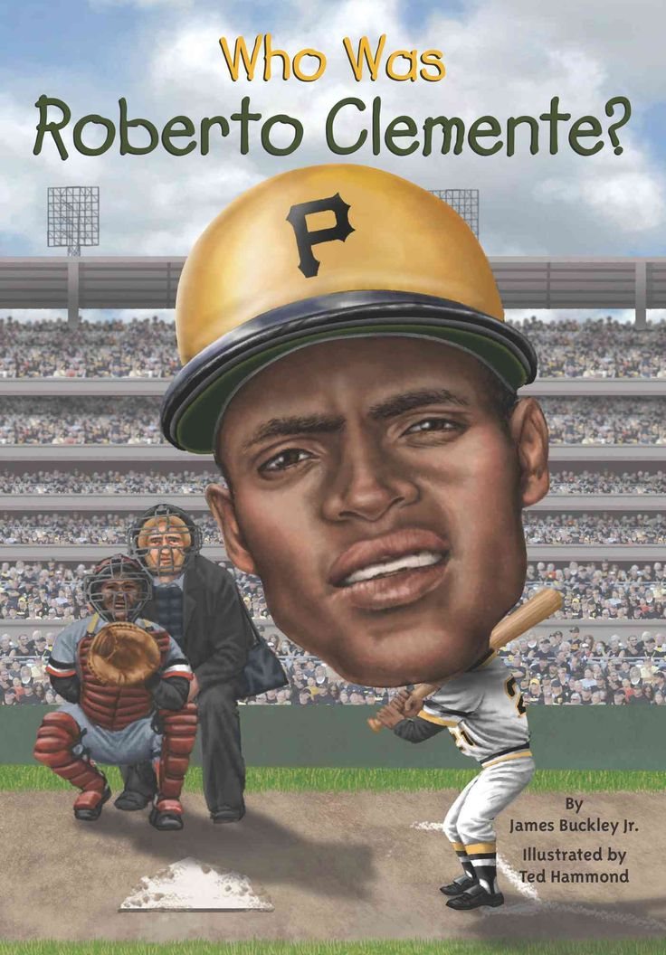 Growing up the youngest of seven children in Puerto Rico, Roberto Clemente had a talent for baseball. His incredible skill soon got him drafted into the big leagues where he spent 18 seasons playing r