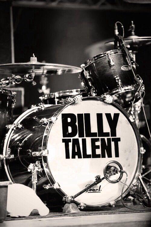 Billy talent LOVE THEM !!!!!!!!