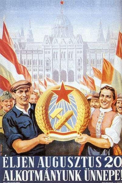 Propaganda plakátok a korszakból