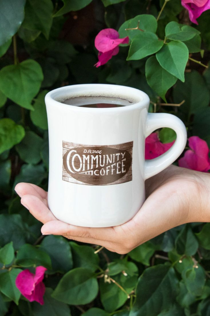 Mornings are made better with Community coffee