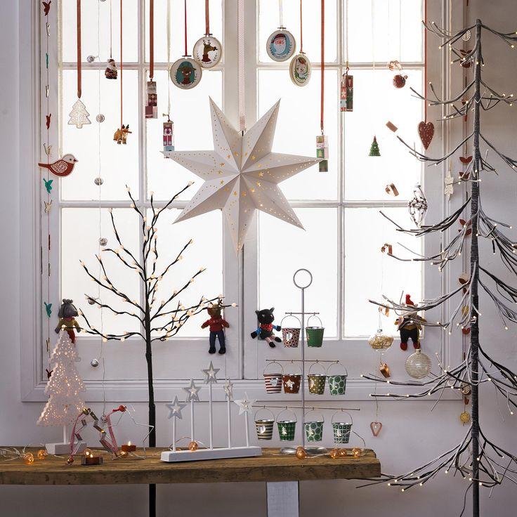 Decora tu árbol de #Navidad con #Casaideas. Primavera - Verano 2017