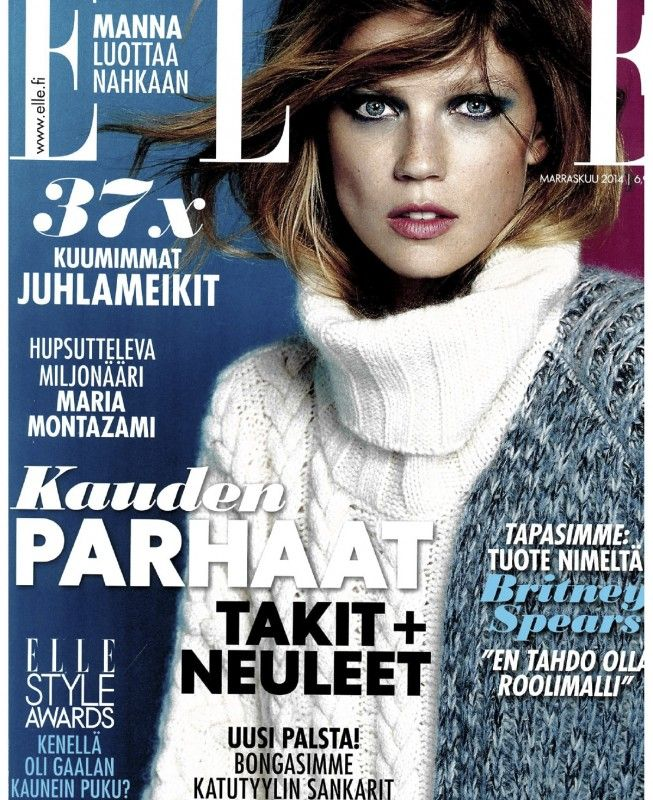 Interview with Julia Lundsten, Designer and Owner of a London-based shoe brand FINSK, at ELLE Finland Magazine - November issue in 2014.   For more details click here: http://www.martavaltovirta.com/portfolio/elle-finland-november-2014-2/