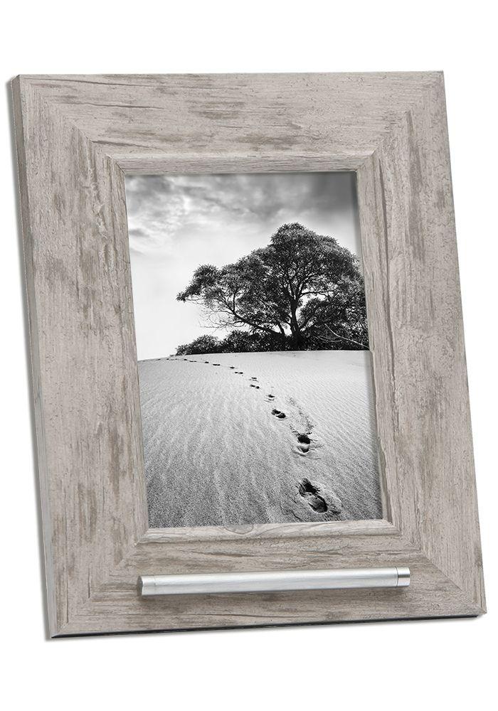 Gedenk & Schenk – Fotolijst hout met asbuis