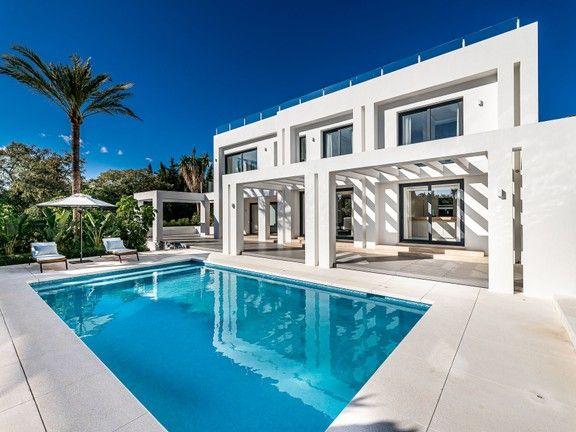 Villa Di 260 Mq In Vendita Marbella Andalucia 62807843 Nel 2020