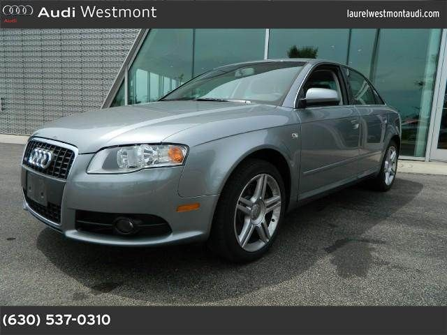 Used 2008 Audi A4 runs on a 4 Cyl engine and Automatic transmission, listed for $17,991 and 46,651 miles.