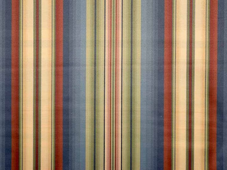 136 best Stripe images on Pinterest | Blinds, Curtain fabric and ...