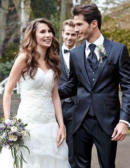 WILVORST - Edler Hochzeitsanzug für den Bräutigam