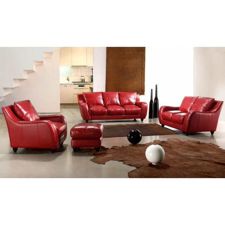 best 25 red leather sofas ideas on pinterest chesterfield chesterfield leather sofa and. Black Bedroom Furniture Sets. Home Design Ideas