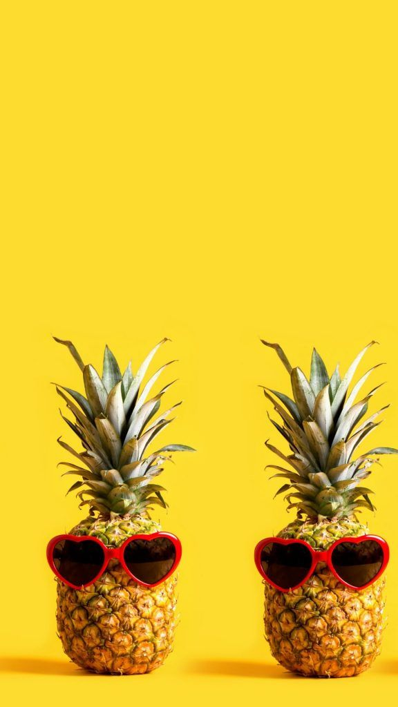 35 Pineapple Wallpaper For Iphone Free Downloads Iphone Wallpaper Pineapple Cute Pineapple Wallpaper Cute Summer Wallpapers