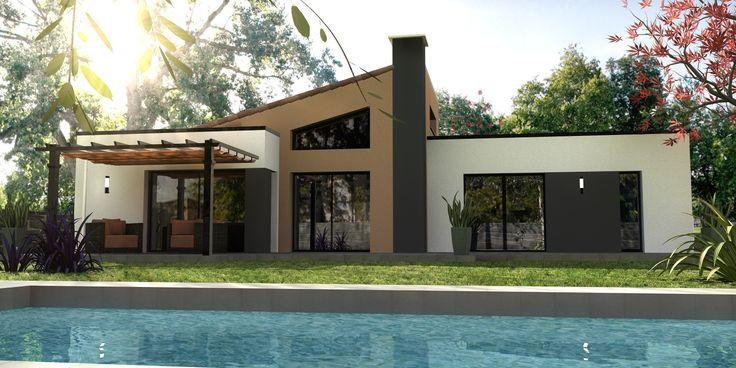 constructeur maison moderne nantes hauts pavés loire atlantique 44 | Depreux Construction