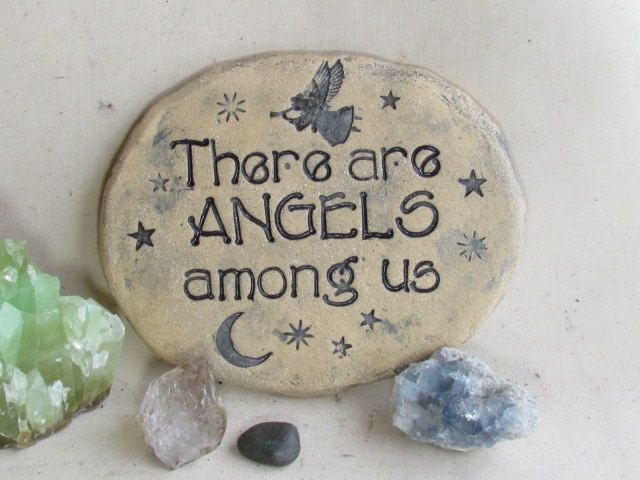 Popular items for angels among us on Etsy