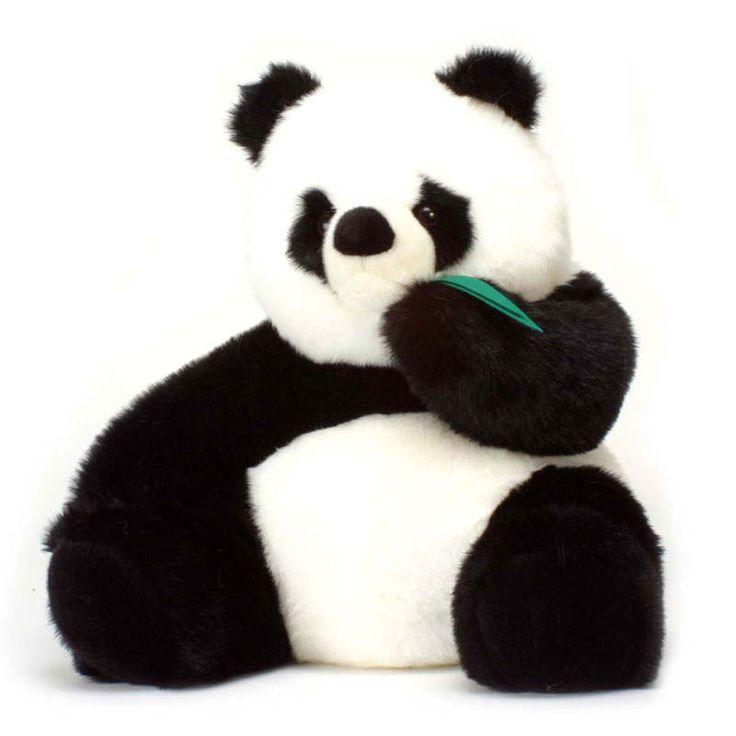 Oso Panda de peluche gigante - más en peluchetes.com