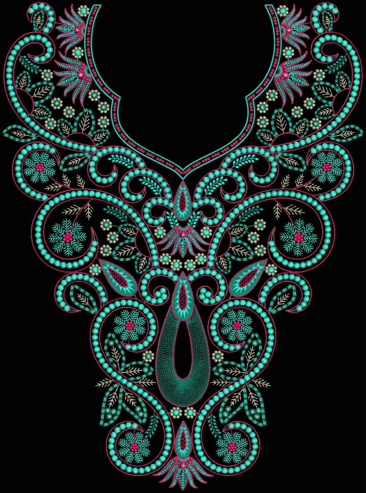 Latest Embroidery Designs For Sale, If U Want Embroidery Designs Plz Contact (Khalid Mahmood, +92-300-9406667)  www.embroiderydesignss.blogspot.com  Design# Loker26