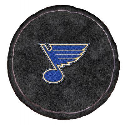 Northwest Co. NHL 3D Sports Throw Pillow NHL Team: