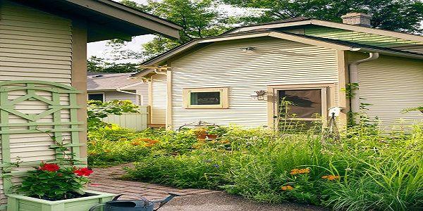 Exterior Home Design with Revitalize Vinyl Siding