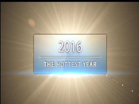 2016 looks poised to be the warmest year on record globally, according to preliminary data. With data from just the first nine months, scientists are 90% certain that 2016 will pass the mark set by 2015. Temperatures from January to September were 1.2C above pre-industrial levels, according to the World Meteorological Organization (WMO).   #2016 will 'very likely' be the world's warmest year| NH9 News