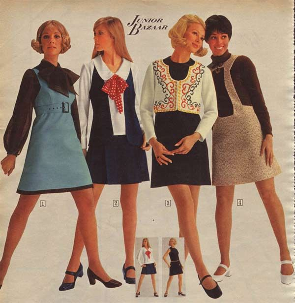 1960s Dresses Skirts Styles Trends Pictures Retro FashionFashion VintageTeen
